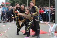 Sa-lento in cima alla Cuccagna - Festa della Madonna di San Fili - Monteroni di Lecce